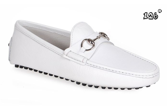 caecc2cb310 versace WHITE loafers for men