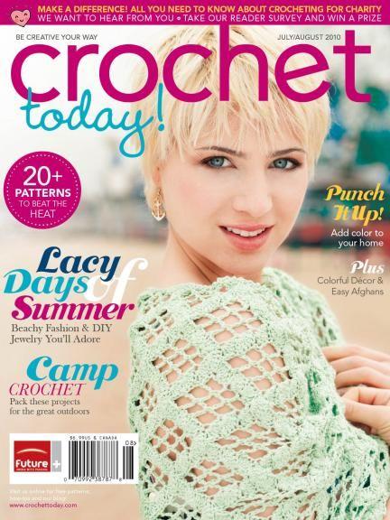 Crochet Today Magazine Wwwcrochettodaycom Crochet