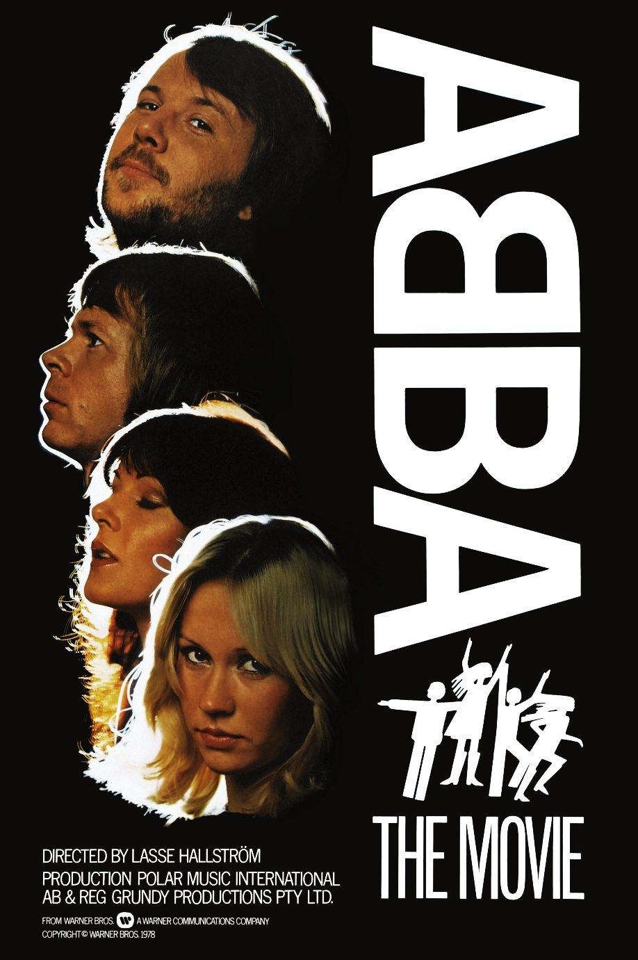 Abba The Movie Stand Up Display Gift Idea Band Collectibles Memorabilia Abba Movie Posters Movies