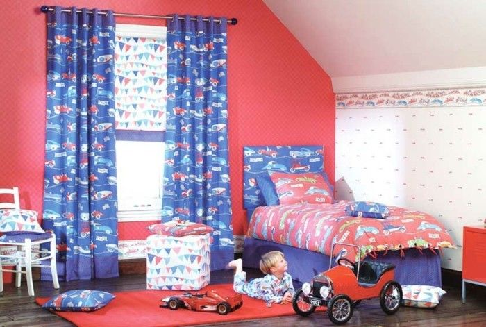 40 Ideen für schöne Kinderzimmer Fensterdeko   Fensterdeko ...