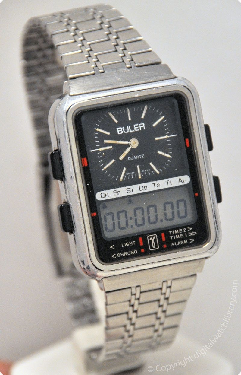 fed705352d0f Released in 1981 Vintage Digital Watch - Brought to you courtesy of  DigitalWatchLibrary.com