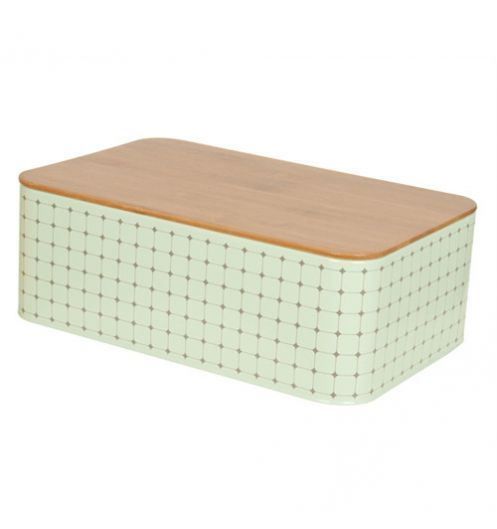 boite pain rouge koziol. Black Bedroom Furniture Sets. Home Design Ideas