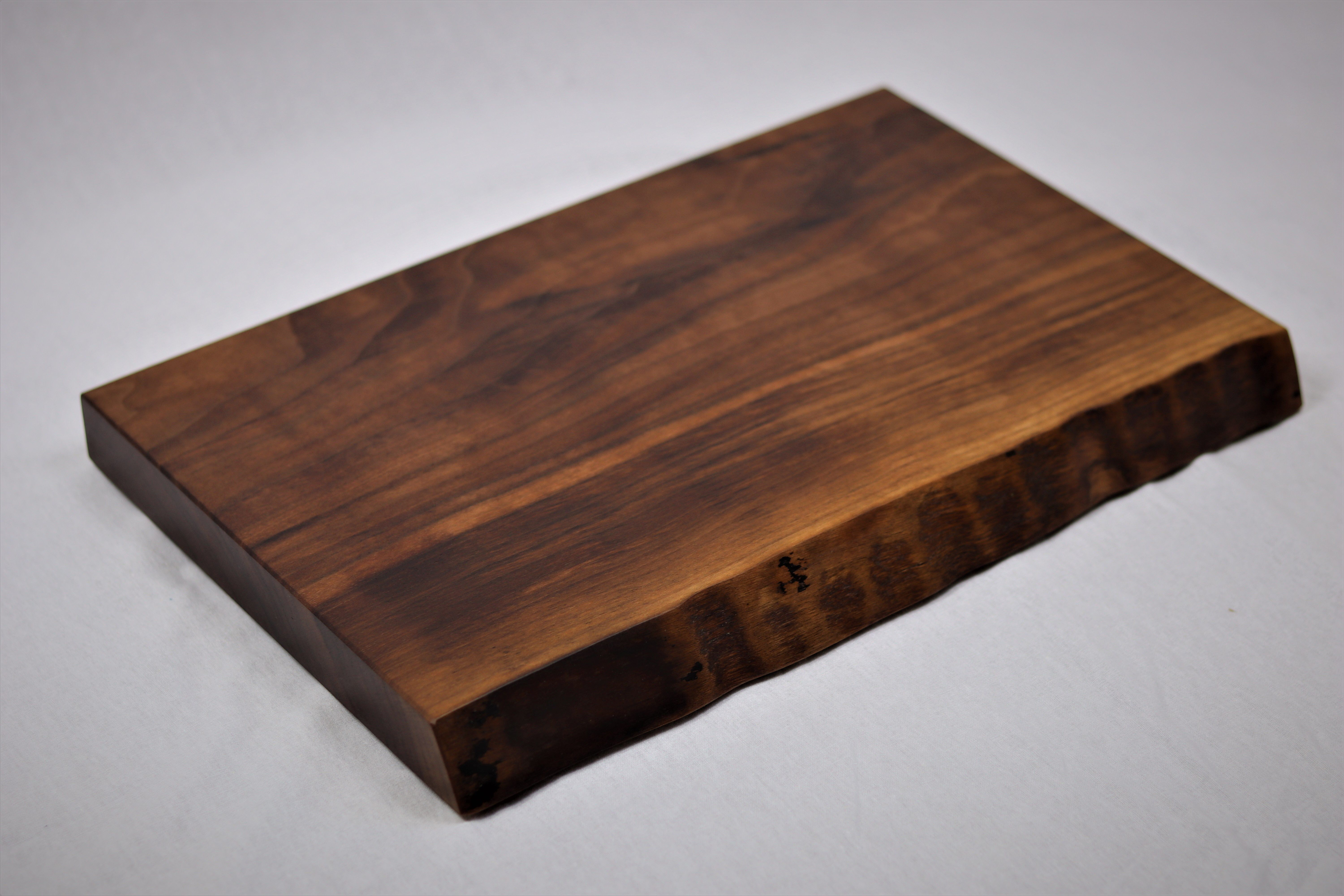 Your Place To Buy And Sell All Things Handmade In 2020 Live Edge Serving Board American Walnut
