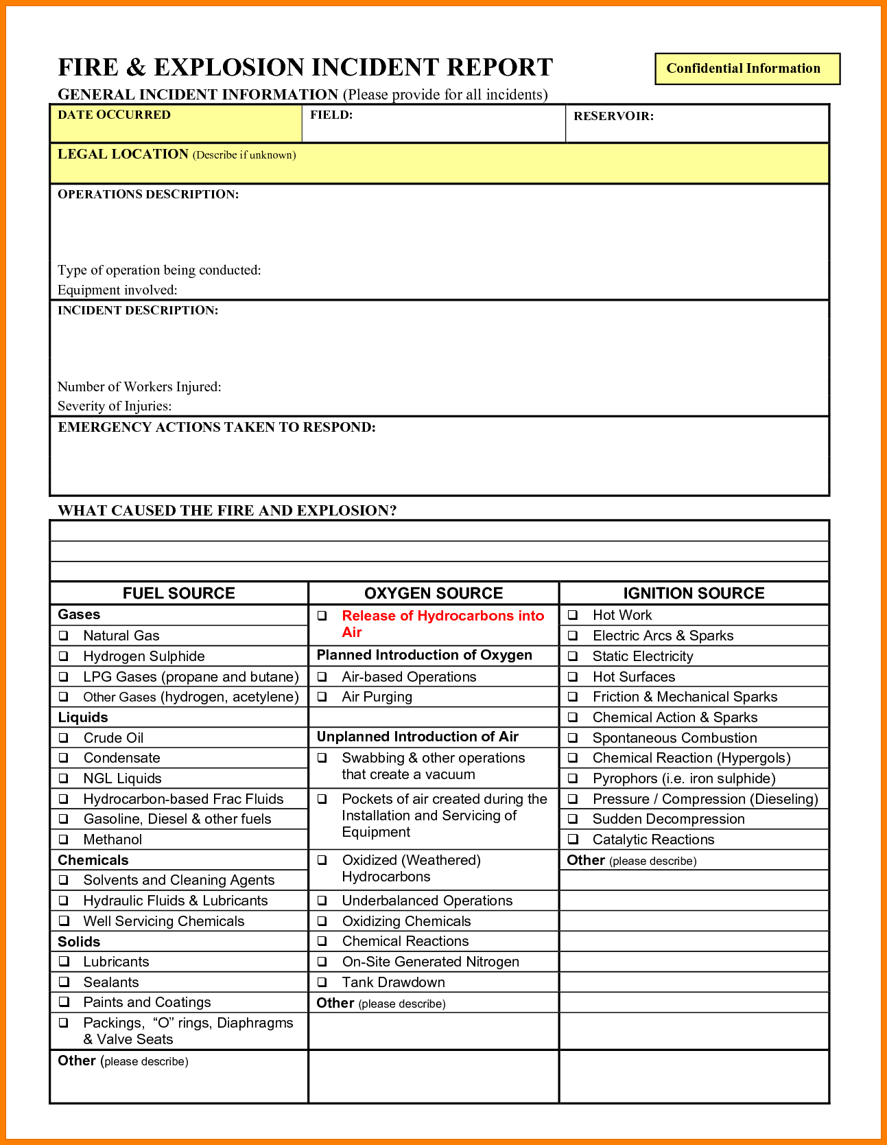 Cal Fire Incident Report Form Immix Zypop  Home Design Idea
