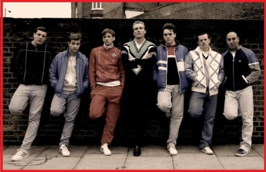 Going Back In Time 80s Mens Fashion Football Casual Clothing 80s Fashion Men Football Fashion