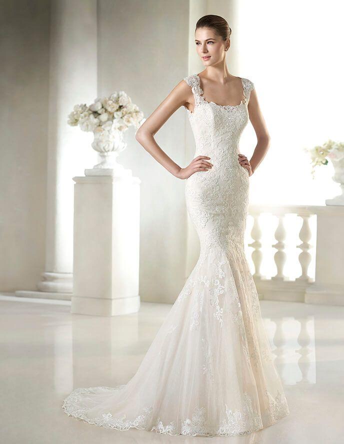 SERENELA, Wedding Dress by San Patrick. $1495 at The Wedding Party