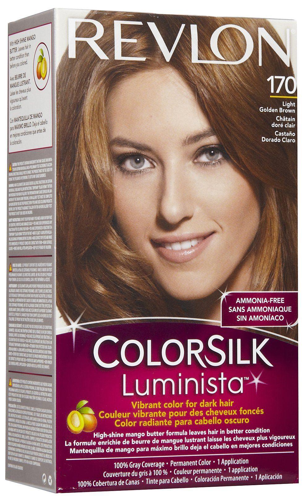 revlon colorsilk luminista permanent