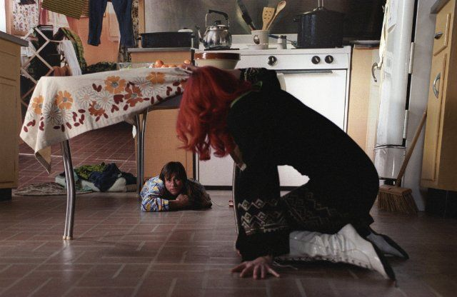 pictures photos from eternal sunshine of the spotless mind  jim carrey kate winslet eternal sunshine of the spotless mind 2004