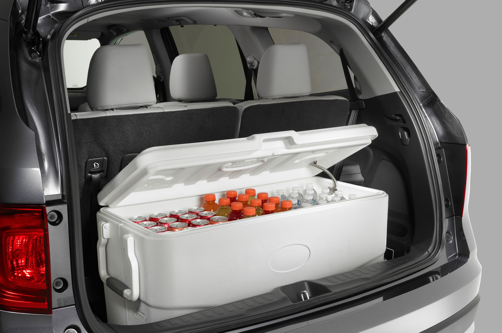 2016 Honda Pilot Cargo Water Cooler Best Wallpaper Image