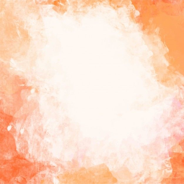Download Orange Watercolor Background For Free In 2020