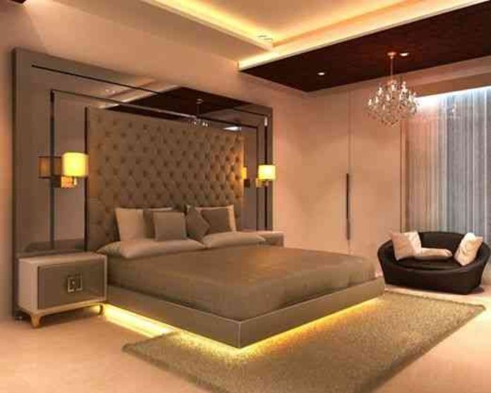 Luxury dwelling home by architect sanjiv malhan interior for Bedroom designs delhi