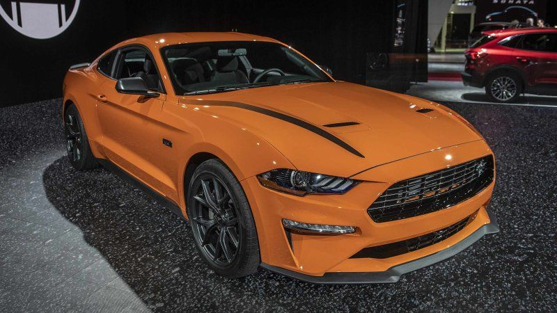 2020 Ford Mustang Ecoboost High Performance Package Pricing