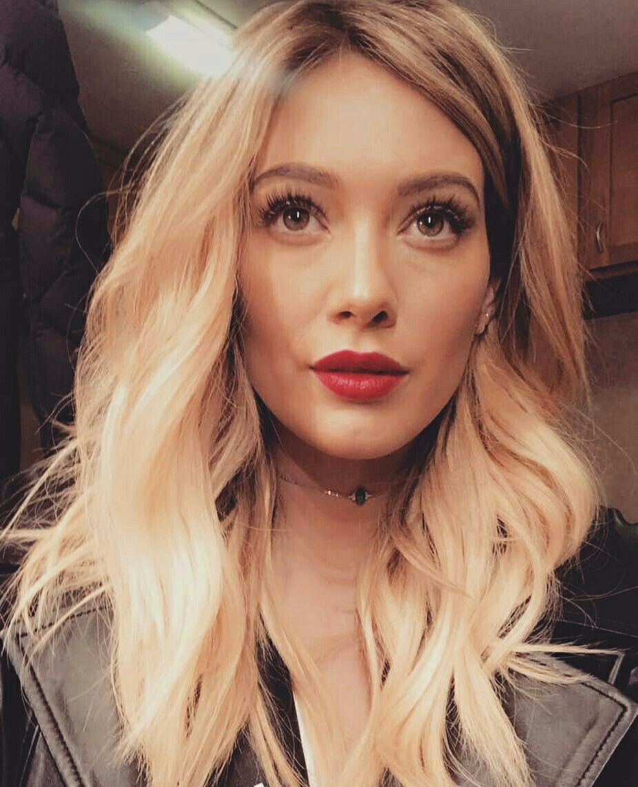 Hilary Duff♢ In 2019 Hilary Duff Makeup Hillary Duff