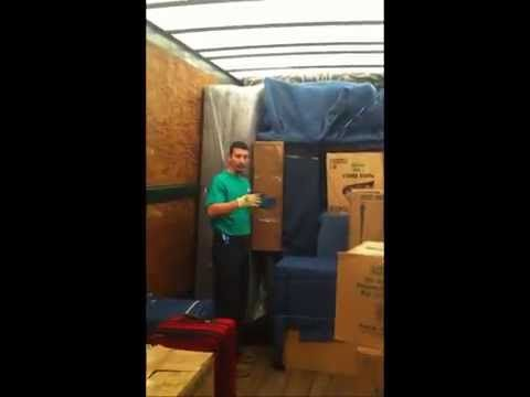 How To Pack Or Load A Moving Truck Pod Or Storage Unit