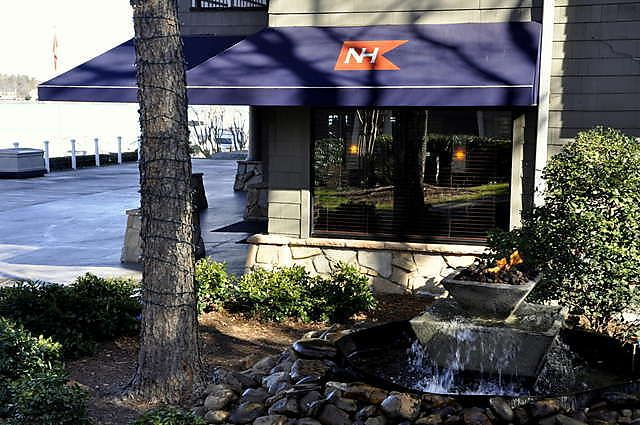 North Harbor Club - at Lake Norman - Lovely food on the lake - one of our favorites