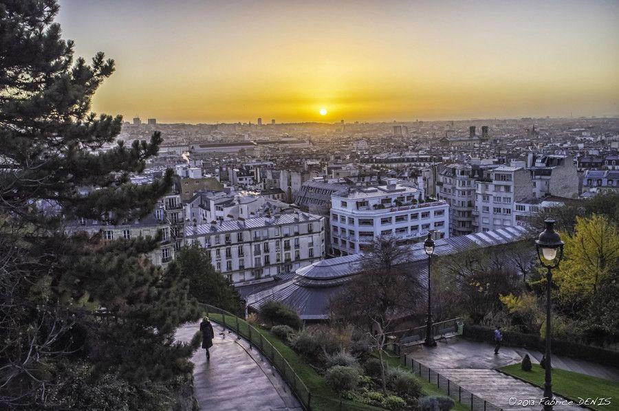 Paris by Fabrice Denis on 500px Photowalk du 14/12/2013 - Soleil d'hiver à Paris