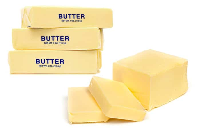 Butter In The Us And The Rest Of The World Butter Measurements Stick Of Butter Baking Measurements