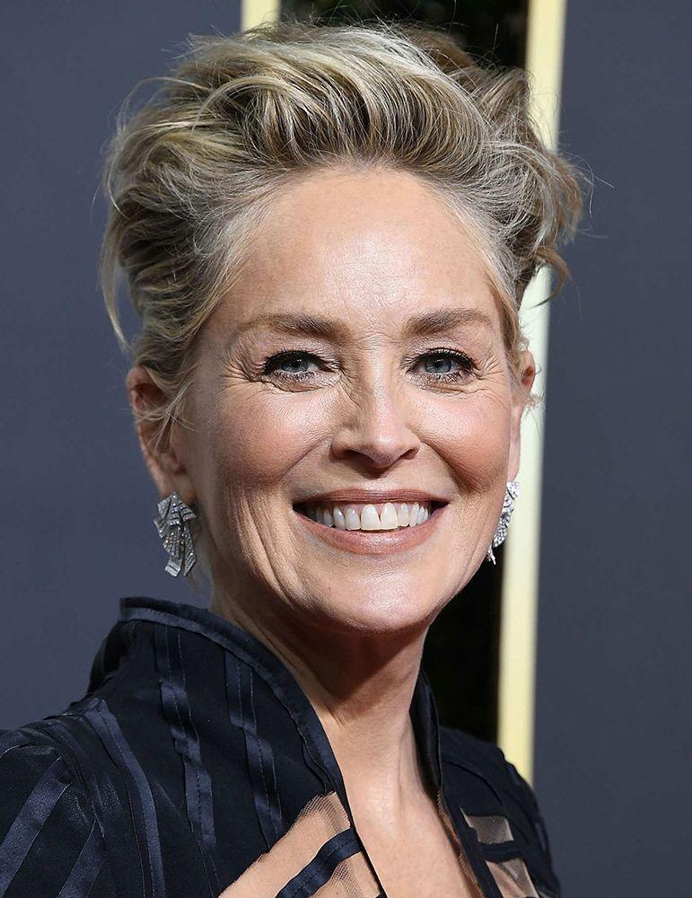 Sharon Stone Está De Regreso A Los 60 Años Sharon Stone