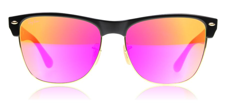 Ray Ban 4175 Clubmaster Oversized Solbriller : 4175