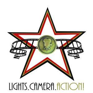 lights camera action clip art google search kidz artz rh pinterest co uk free clip art lights camera action