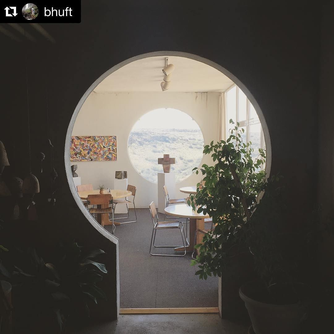 #Repost from Undergraduate Architecture student @bhuft.  Can't get enough of this place #arcosanti #arcology #asudesignschool #arizona #paolosoleri #arcology #architecture #architectureschool #architecturestudent