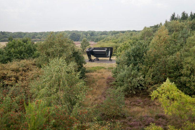 secret operation 610 revealed by rietveld landscape + studio frank havermans - designboom | architecture & design magazine