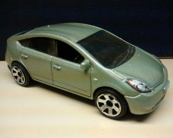 My Hot Wheels 09 Toyota Prius Toyota Prius Toy Car Hot Wheels