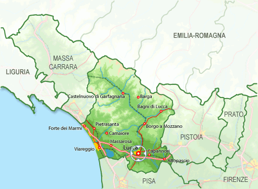 Lucca Province