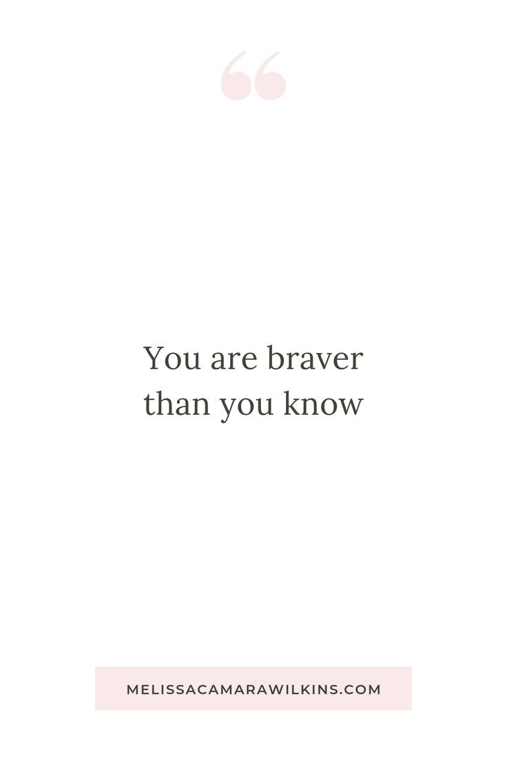 Why You Need an Everyday Bravery Challenge