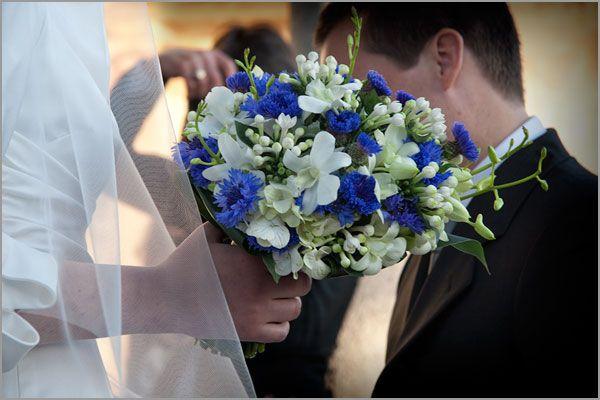 Cornflower Blue Bridal Bouquet Flower Bouquet Wedding Blue Flowers Bouquet Blue Wedding Flowers