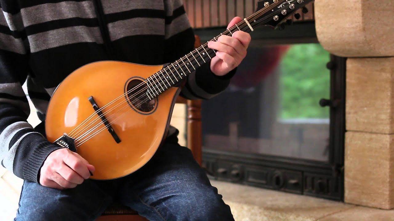 Irish mandolin lessons the musical priest irish reel