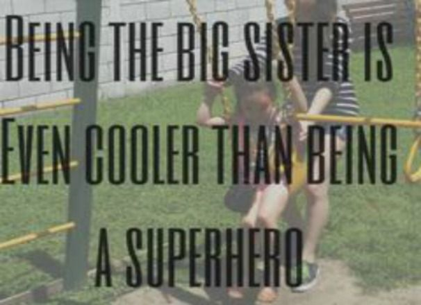 Pin by Jazzy <333 on Big Sister and Proud <3 | Sister quotes ...
