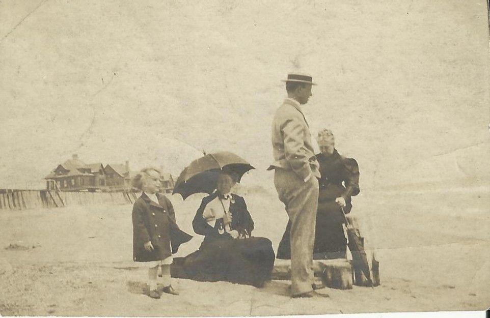 Earlier Beach Visit | Paper Vintage