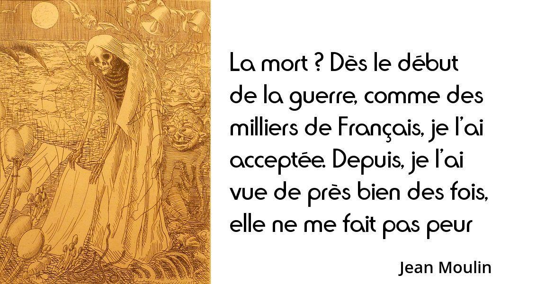 17 juin 1940 Jean Moulin est arrêté une première fois
