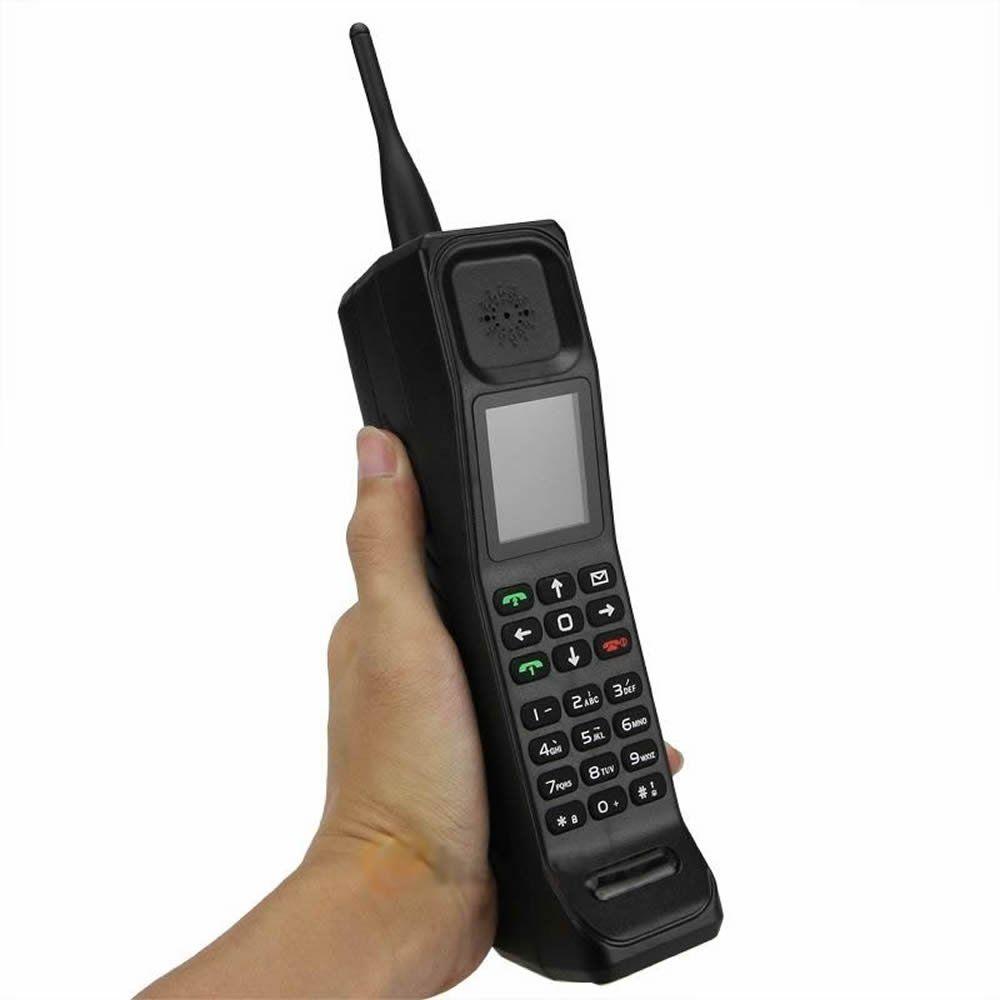 Amazon.com: Higoo(tm) New Classic Old Vintage Retro Brick Cell Phone ...
