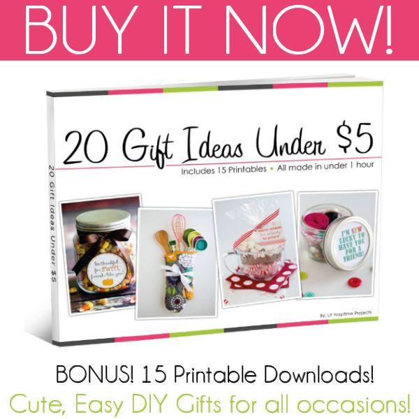 Gift Ideas Under 15 Dollars   Credainatcon.com