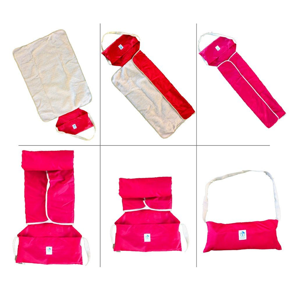 78c95e6b0b Waterproof Pet Blanket Red backing Cream fleece and Car Seat Cover House n  Hounds Dog