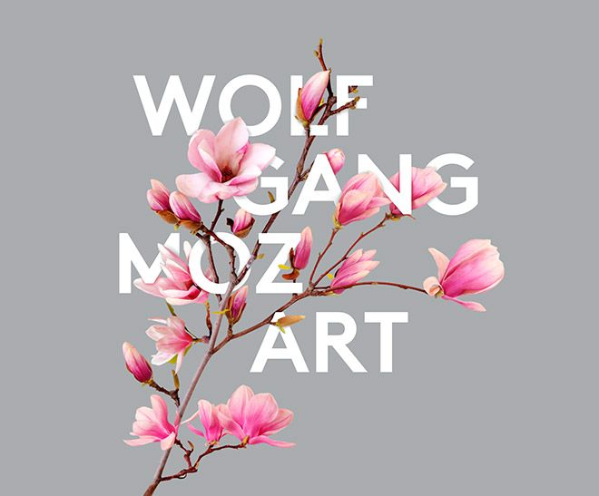 40 Floral Typography Designs That Combine Flowers Text Floral Typography Typography Design Flower Typography