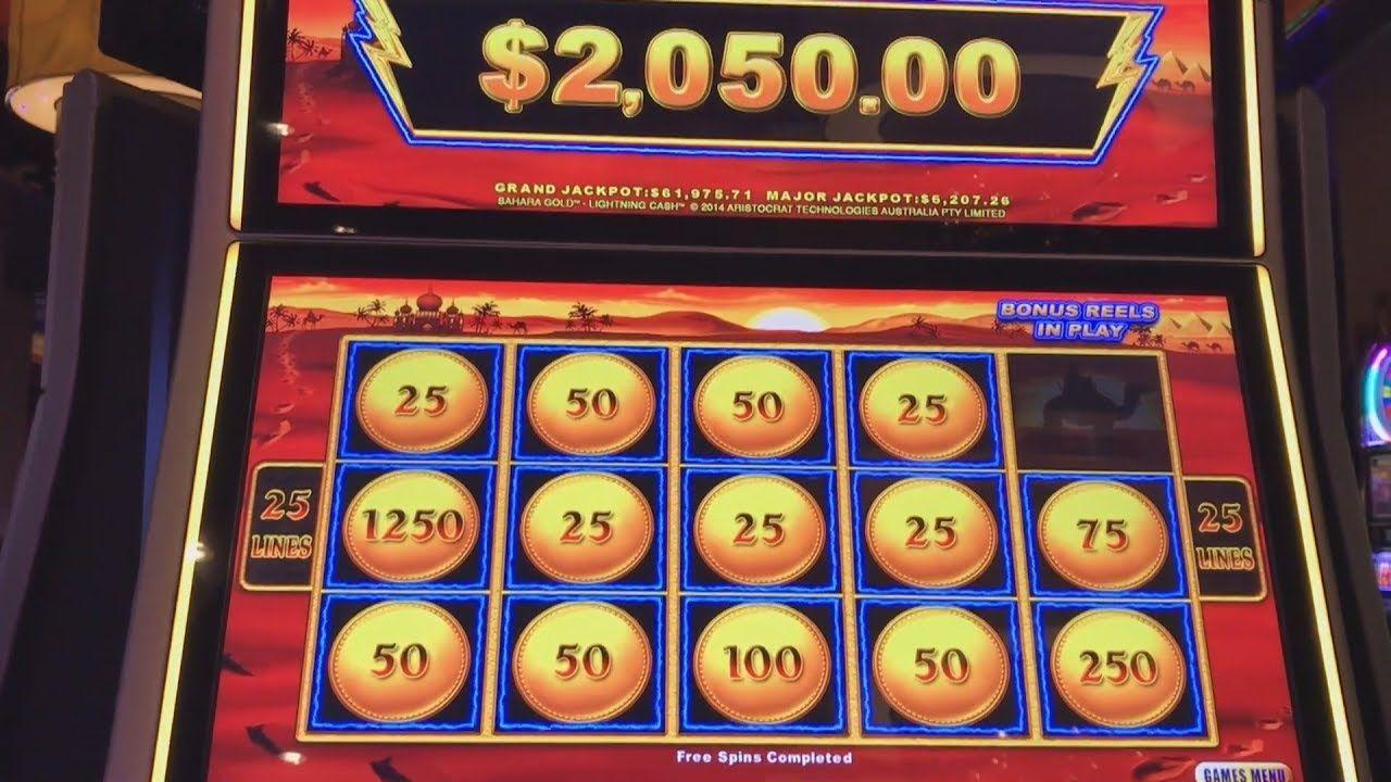 Lightning Link Sahara Gold Slot Big Win Lightning Link Best Online Casino Video Poker