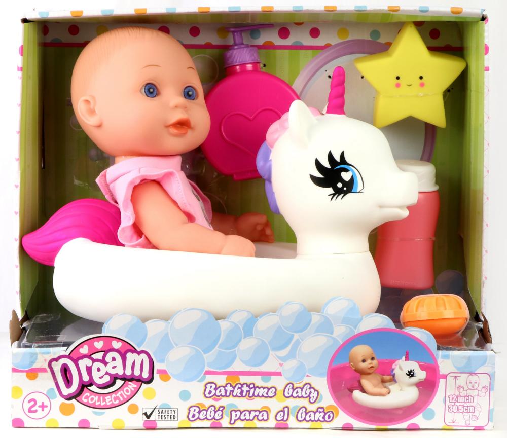 Dream Collection Bath Time 12