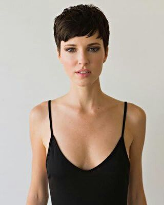 Emma Fitzpatrick Actress The Collection Pixie Haircuts