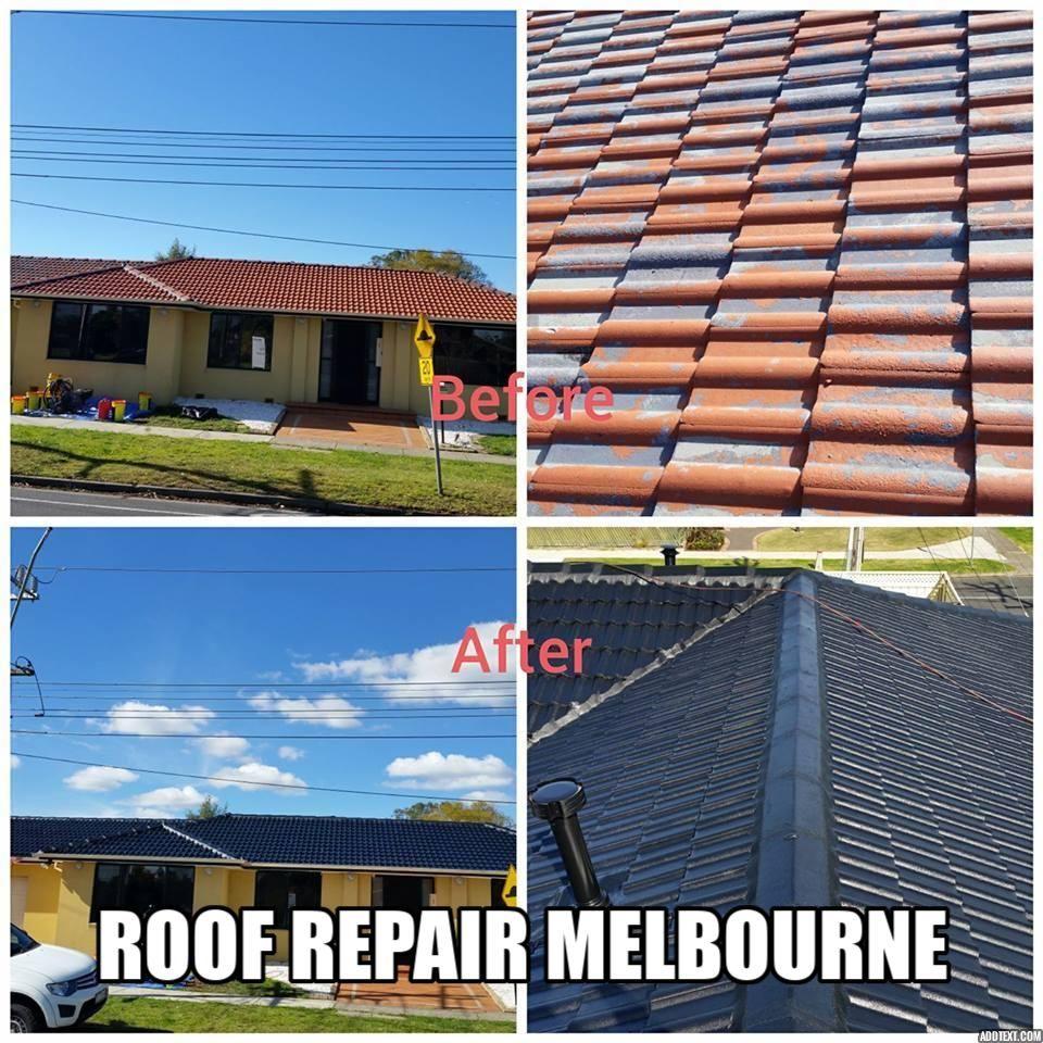 Leaking Roof Repairs Melbourne In 2020 Roof Paint Colorbond Roof Emergency Roof Repair