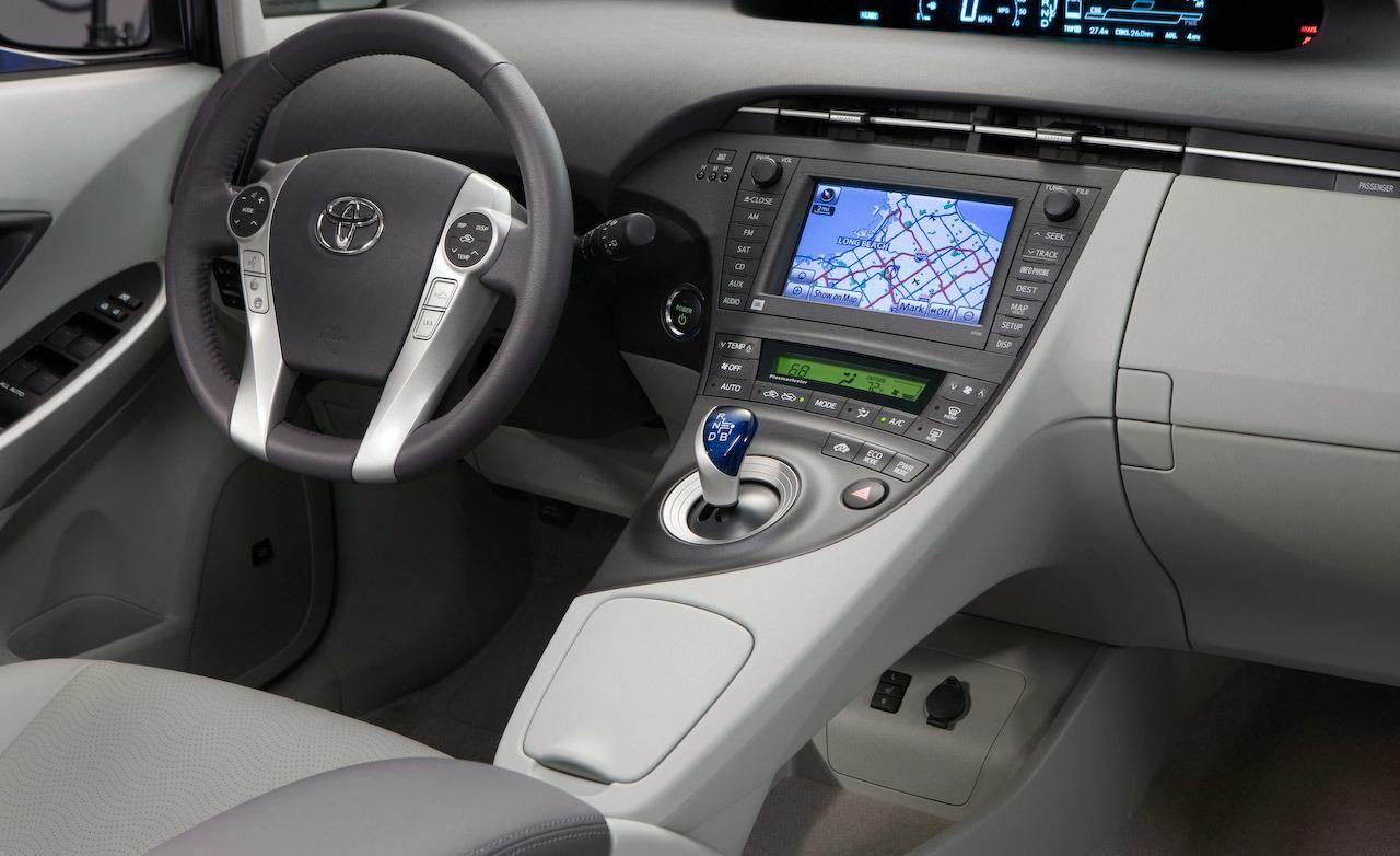 Dash View Of 2014 Prius | 2010 Toyota Prius Interior