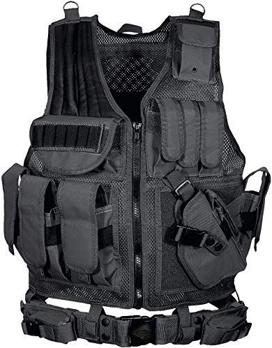 New UTG 547 Law Enforcement Tactical Vest Sports Outdoors 3777newofferclothing