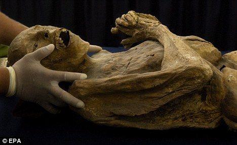 Egyptian Mummies - an introduction - mrdowling.com