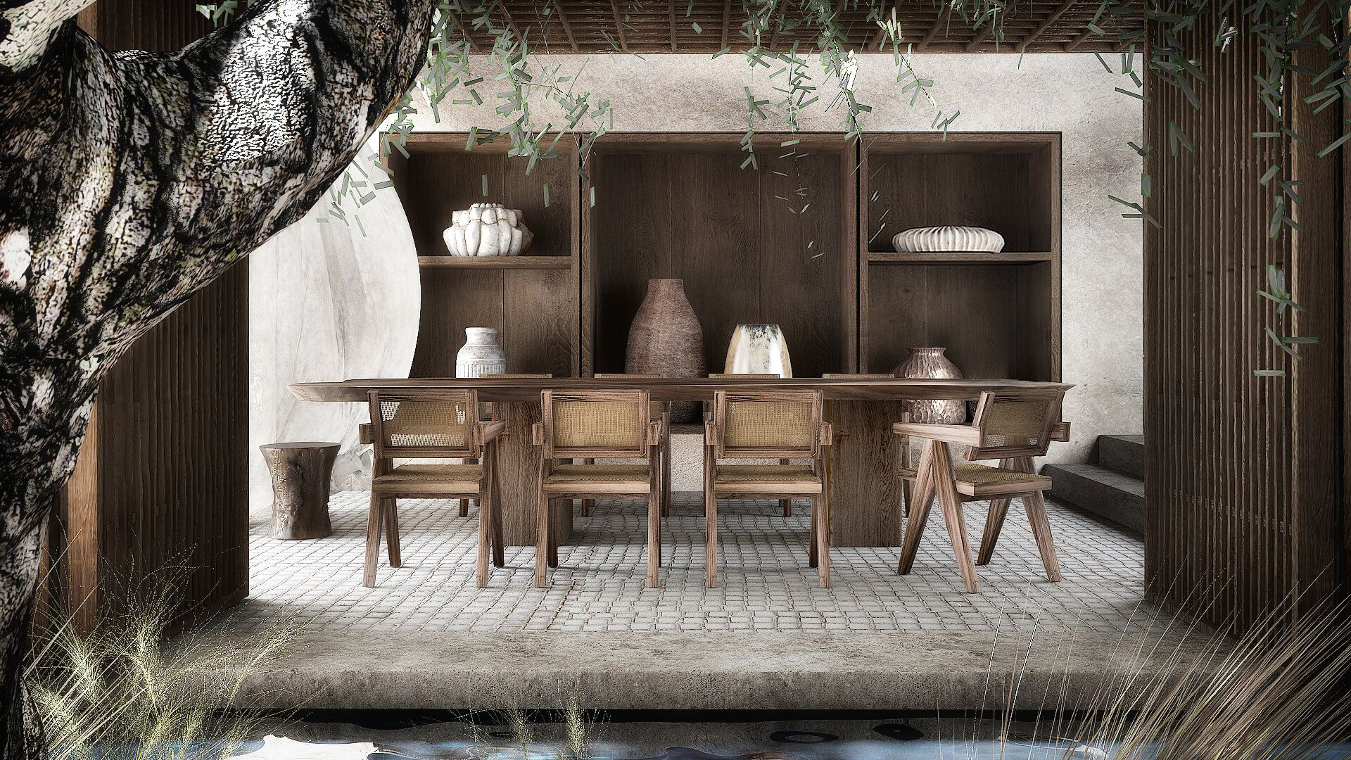 Residence In Lefkada I Block722 Architects Beautiful Houses Interior Resort Interior House Design