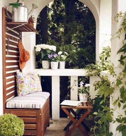espacios pequeños al aire libre - Buscar con Google | AL AIRE LIBRE ...