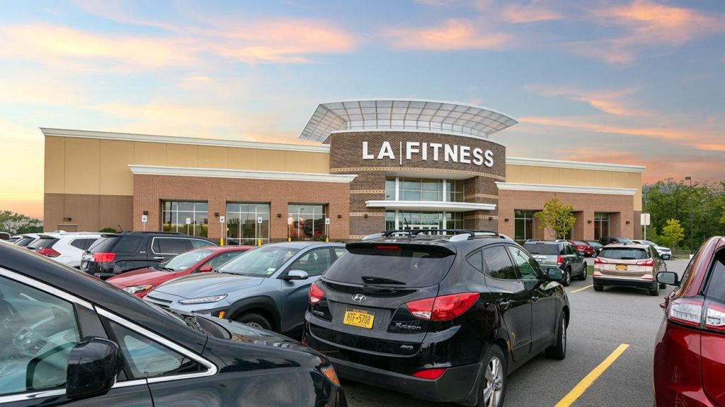 Net leased long term la fitness with images net lease