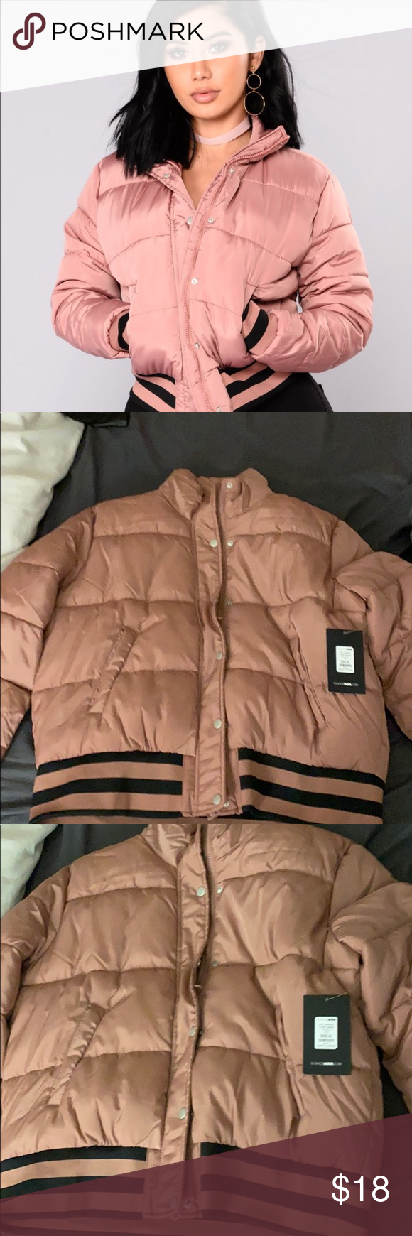 Fashion Nova Puffer Jacket Puffer Jacket Style Fashion Nova Fashion [ 1740 x 580 Pixel ]
