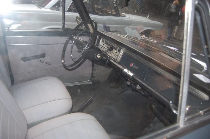 Fiat 1500 1961 1967 1964 1966 Sedan 4d Interior Vintage Cars